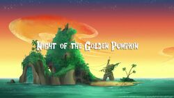 Night of the Golden Pumpkin titlecard