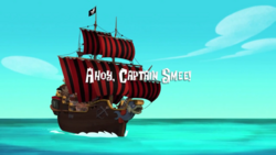 Ahoy, Captain Smee!