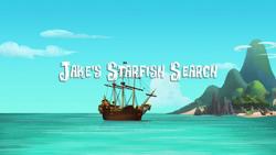 Jake's Starfish Search title card