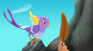 Never Bird-Mystery of the Missing Treasure!01