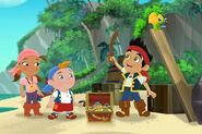 Jake&crew-Jake's Treasure hunt13