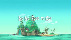 Yo Ho, Food to Go!