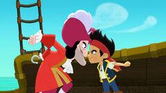 Hook&Jake-Jake Saves Bucky