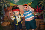 Jake and Smee
