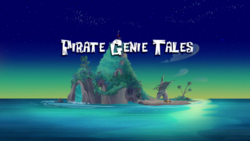 Pirate Genie Tales titlecard