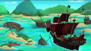 Jolly Roger-Izzy's Trident Treasure