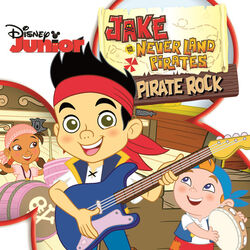 Jake and the Never Land Pirates pirate rock