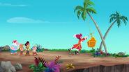 Pirate Piñata Plateau-jake's birthday bash02