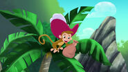 Monkey-Pirate-Sitting Pirates