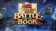 Battle for the book titlecard promo