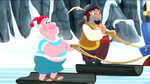 Sharky&Smee-The Arctic Pearl