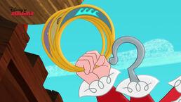 Beardini's magic rings-Magical Mayhem!01