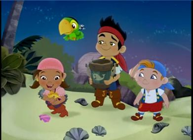 File:Izzy collecting shells for Jake..JPG