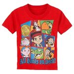 Disney Jake and the Never Land Pirates Toddler Boy's Tee