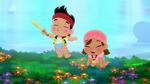 Jake&Izzy-Pirate-Sitting Pirates