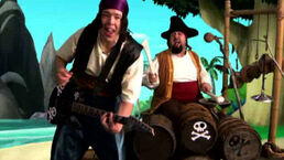 Sharky&Bones-Never Land pirate band