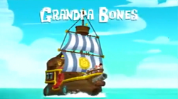 Grandpa Bones titlecard