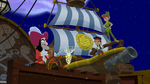 Hook-Tink-Jake-Peter-Never Land Rescue