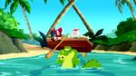 Crocodile Creek-Cubby's Sunken Treasure04