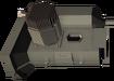 Brown Ramshackle Engine