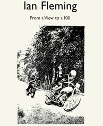 Travelman short stories from a view to a kill cover art