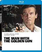 The Man with the Golden Gun (2015 Blu-ray)
