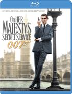 On Her Majesty's Secret Service (2012 50th anniversary Blu-ray)