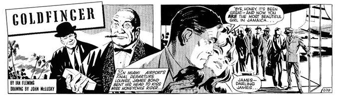 Goldfinger (comic)