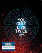 You Only Live Twice (2015 Blu-ray SteelBook)