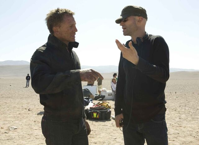 File:Quantum of Solace - Marc Forster and Daniel Craig.jpg