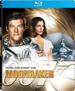 Moonraker (2009 Blu-ray SteelBook)