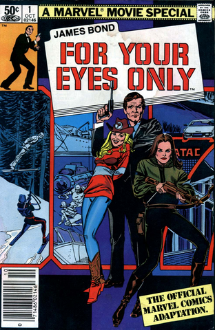File:For Your Eyes Only (comic cover).png