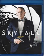 Skyfall (2013 Blu-ray Wal-Mart)