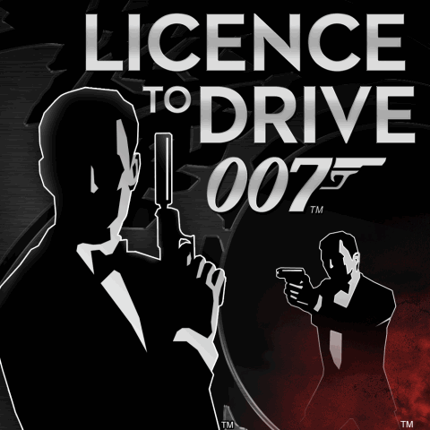 File:007 Licence to Drive logo.png