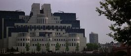 Mi6 The world is not enough