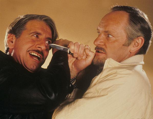 File:For Your Eyes Only promotional photo (Chaim Topol and Julian Glover).jpg