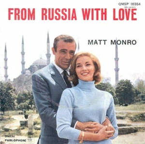 From Russia with Love (song) | James Bond Wiki | Fandom powered by ...