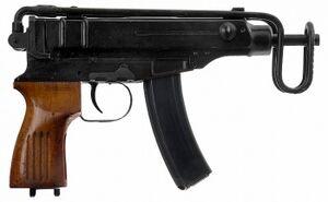 Skorpion vz61