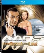 From Russia with Love (2008 Blu-ray SteelBook)