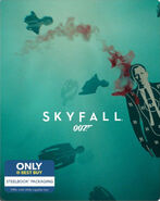 Skyfall (2015 Blu-ray SteelBook)