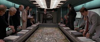 A View to a Kill - Zorin meets with his investors