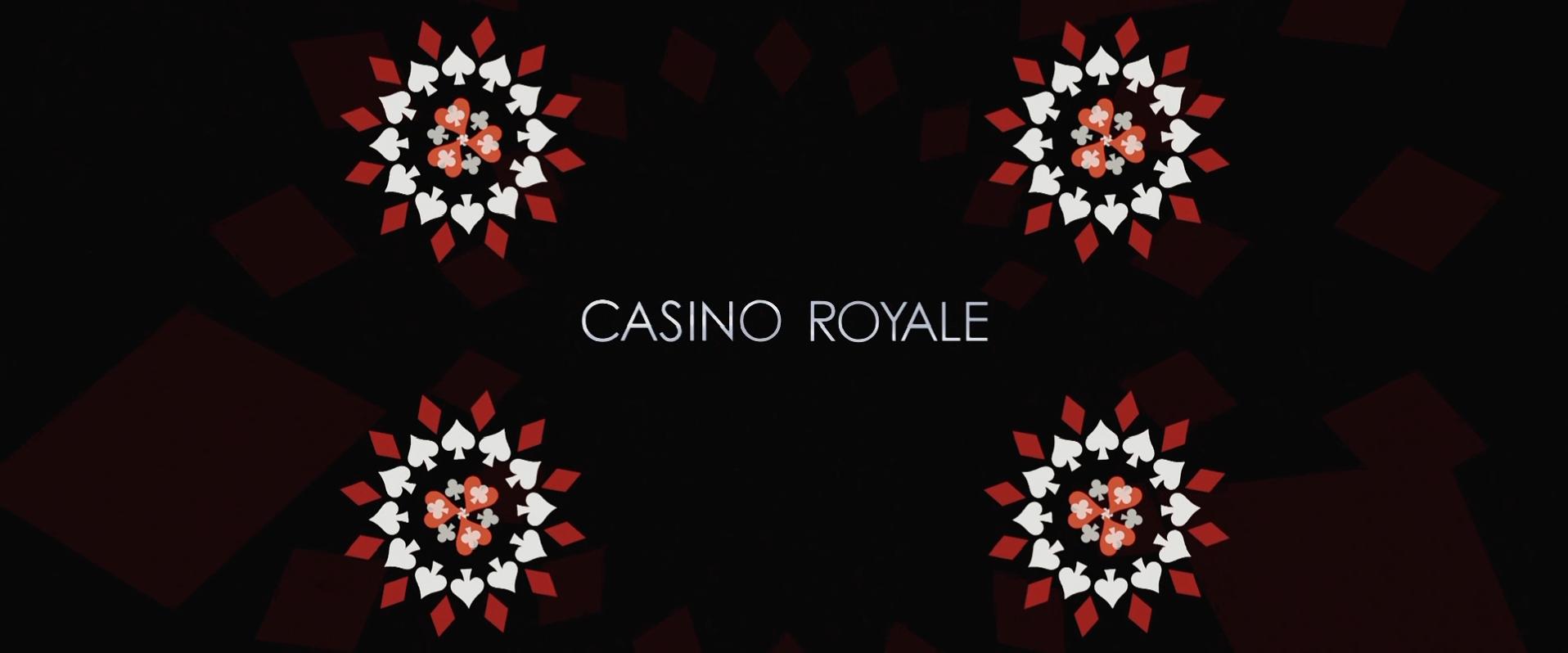 casino royale schriftzug