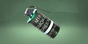 WoE - Smoke Bomb