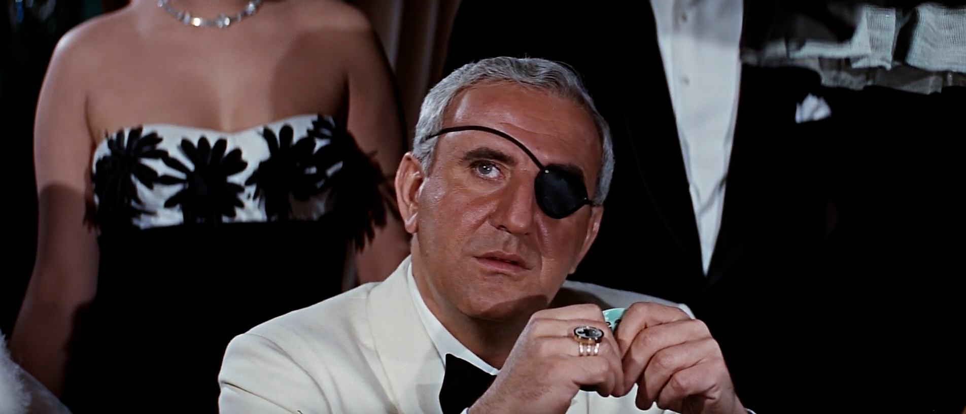 James Bond Spectre Ring