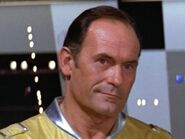 007- George Leech in Moonraker