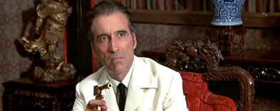 R.I.P Sir Christopher Lee
