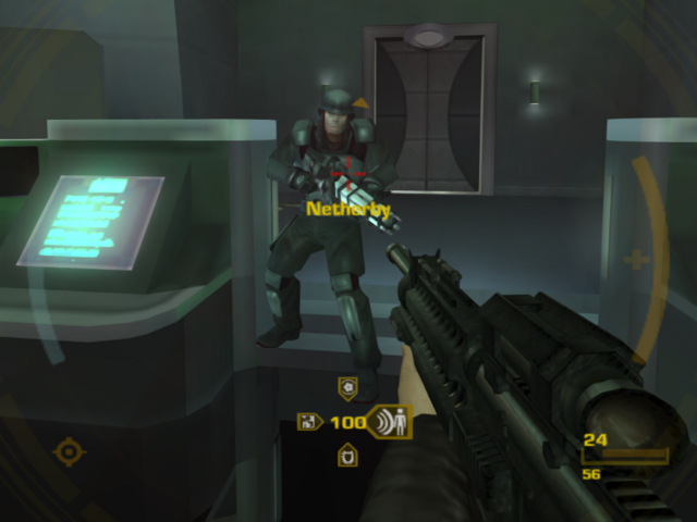 File:GoldenEye confronts Netherby (GoldenEye - Rogue Agent).png