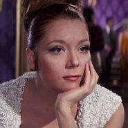 Tracy Bond (Diana Rigg) - Profile