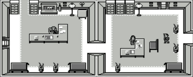 File:M's office and Moneypenny (James Bond 007, GB).png