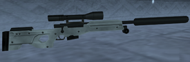 Winter Covert Sniper Rifle (Nightfire) 1